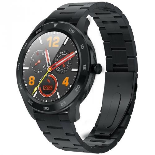 Chytré hodinky IMMAX SW14 černé