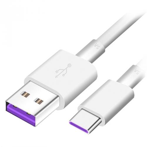 Kabel Huawei USB/USB-C, 1m bílý