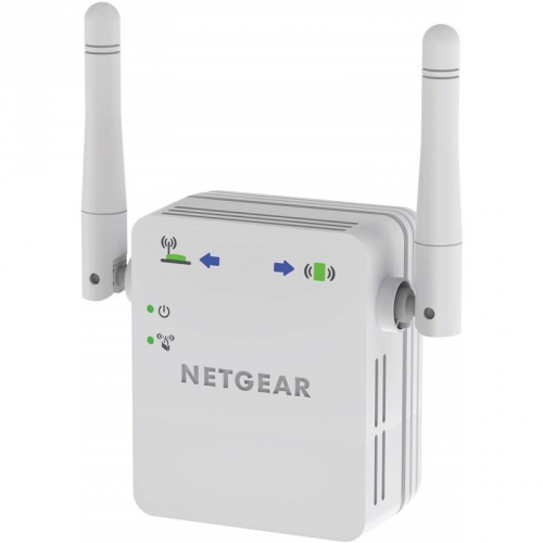 WiFi extender NETGEAR N300 bílý