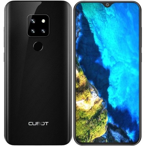 Mobilní telefon CUBOT P30 černý
