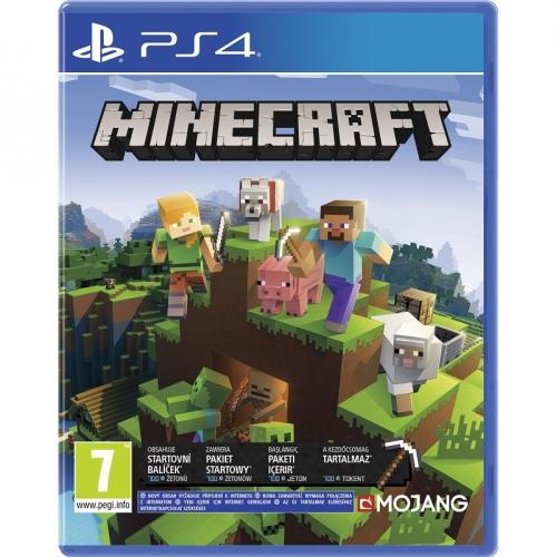 Hra Microsoft PlayStation 4 Minecraft Bedrock