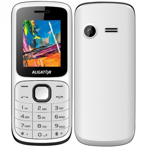 Mobilní telefon Aligator D210 Dual SIM černý