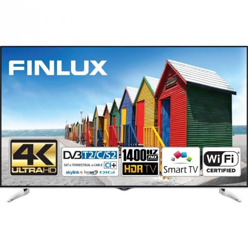 Televize Finlux 65FUE8160 černá