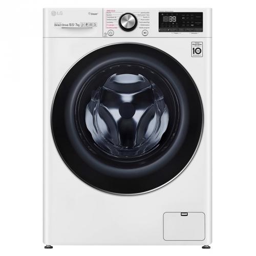 Pračka se sušičkou LG F4DV910H2 bílá