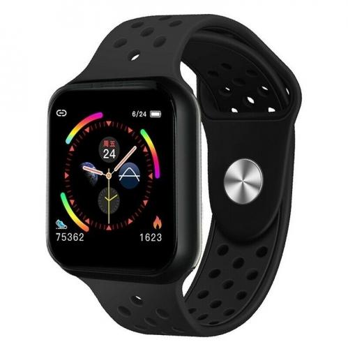 Chytré hodinky IMMAX SW13 černé