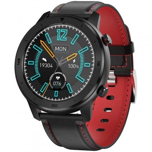 Chytré hodinky IMMAX SW15 černé