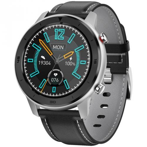 Chytré hodinky IMMAX SW15 stříbrné