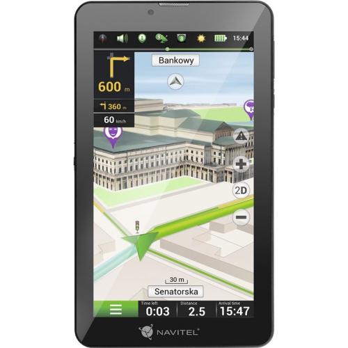 Navigační systém GPS Navitel T700 3G Pro, tablet černá