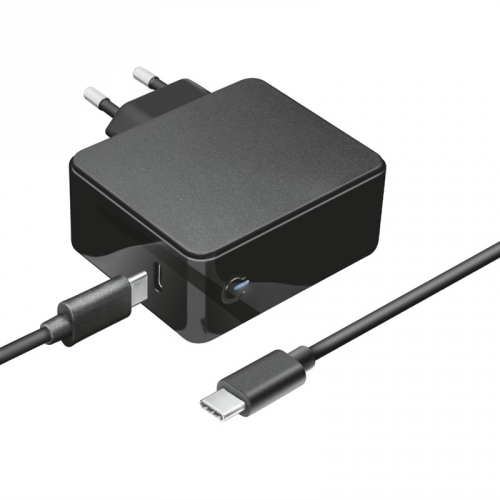 Napájecí adaptér Trust Summa 45W univerzální, USB-C PD