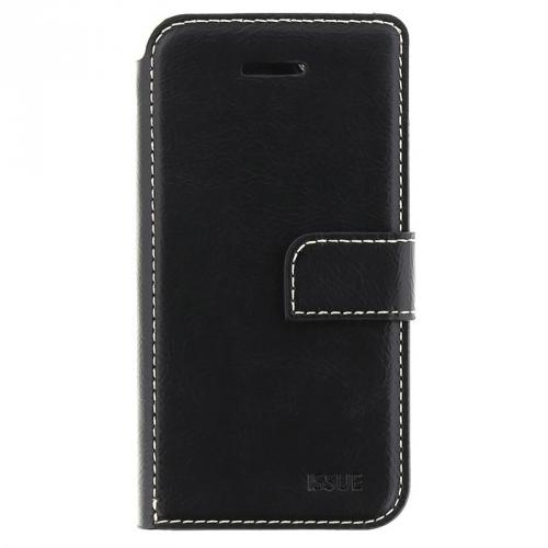 Pouzdro na mobil flipové Molan Cano Issue Book pro Xiaomi Mi 9T/Redmi K20 černé