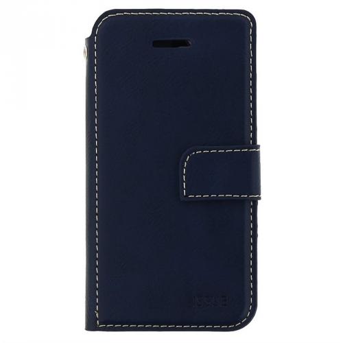 Pouzdro na mobil flipové Molan Cano Issue Book pro Xiaomi Mi 9T/Redmi K20 modré