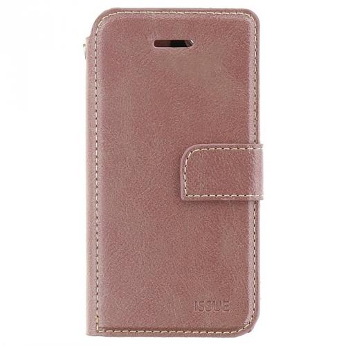 Pouzdro na mobil flipové Molan Cano Issue Book pro Xiaomi Mi 9T/Redmi K20 růžové