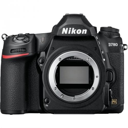 Digitální fotoaparát Nikon D780, tělo černý