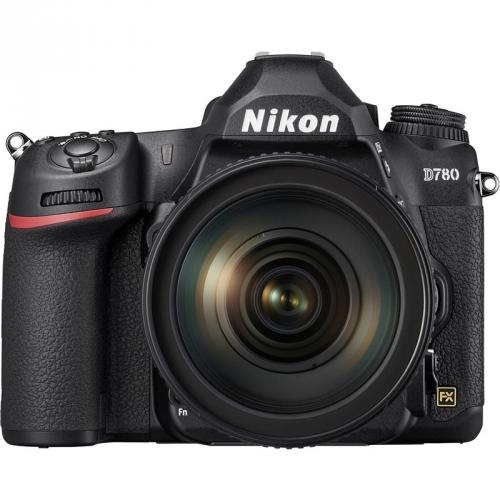 Digitální fotoaparát Nikon D780 + 24-120 AF-S ED VR černý
