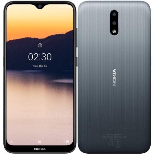 Mobilní telefon Nokia 2.3 šedý