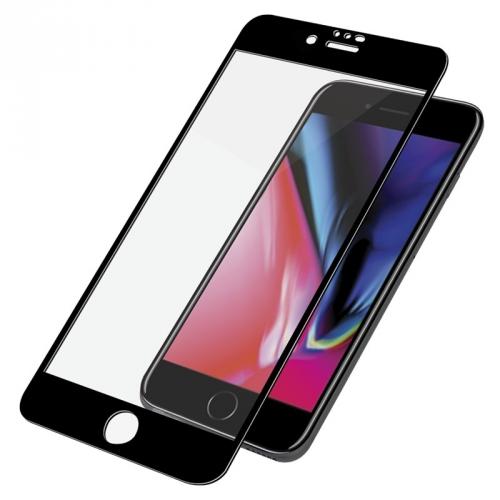 Ochranné sklo PanzerGlass Edge-to-Edge pro Apple iPhone 6/6s/7/8 černé