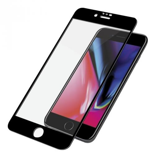 Ochranné sklo PanzerGlass Edge-to-Edge pro Apple iPhone 6/6s/7/8 Plus černé