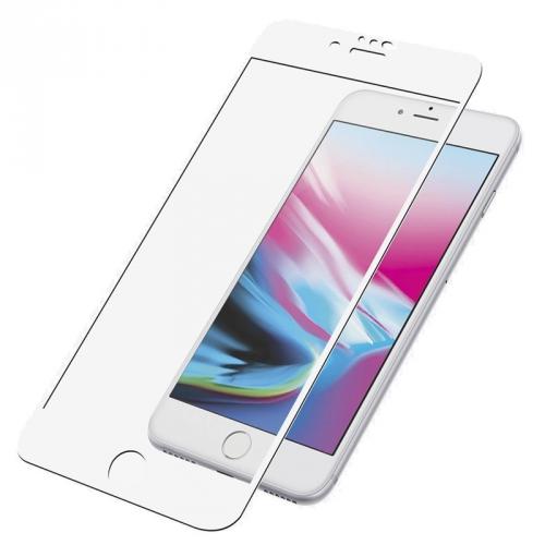 Ochranné sklo PanzerGlass Edge-to-Edge pro Apple iPhone 6/6s/7/8 bílé