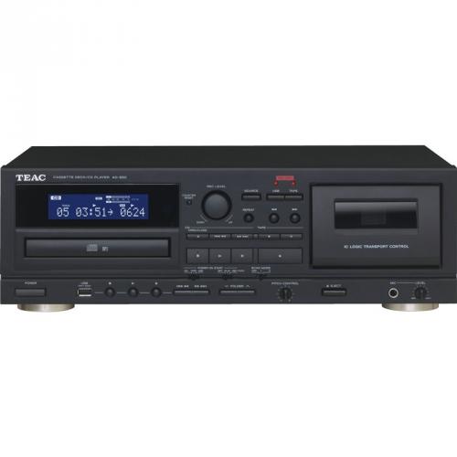 CD přehrávač Teac AD-850 černý