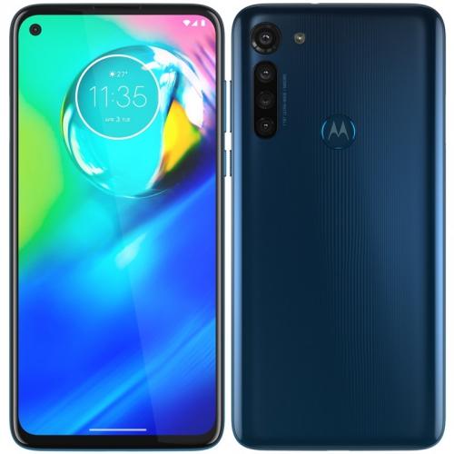 Mobilní telefon Motorola Moto G8 Power modrý