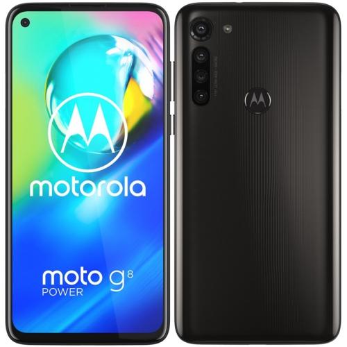 Mobilní telefon Motorola Moto G8 Power černý