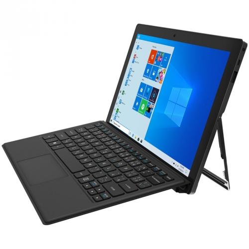 Notebook Umax VisionBook 12Wg Tab černý