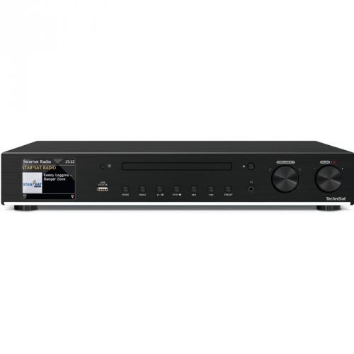 Internetový radiopřijímač Technisat DIGITRADIO 143 CD černý