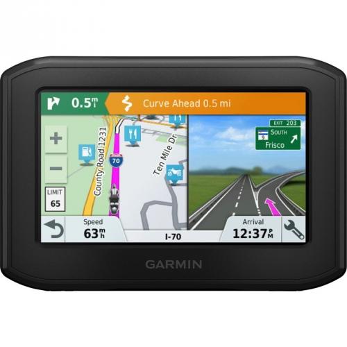 Navigační systém GPS Garmin zümo 396 černý