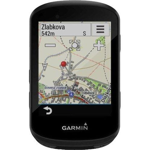 Cyklopočítač s GPS Garmin EDGE 530 PRO + voucher TOPO Czech PRO černý