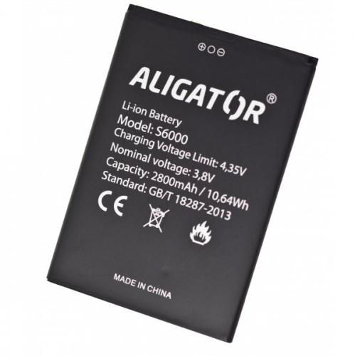 Baterie Aligator S6000 Duo, Li-Ion 2800mAh