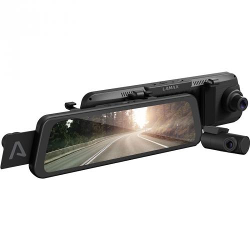 Autokamera LAMAX S9 Dual černá