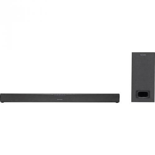 Soundbar Sharp HT-SBW110 černý/stříbrný