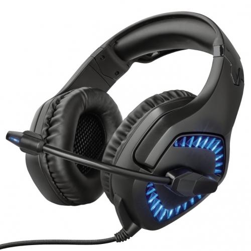 Headset Trust GXT 460 Varzz černý