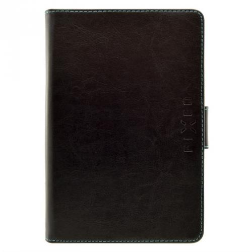 """Pouzdro na tablet flipové FIXED Novel na tablety 10,1"""" s kapsou pro stylus černé"""