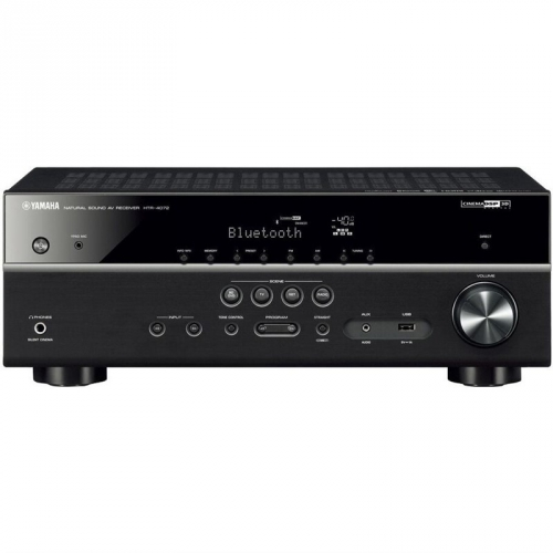 AV Receiver Yamaha HTR-4072 černý
