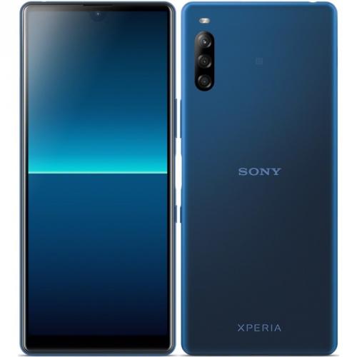 Mobilní telefon Sony Xperia L4 modrý