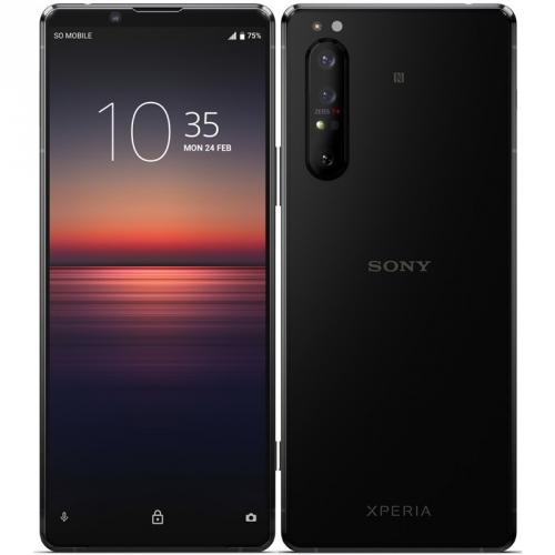 Mobilní telefon Sony Xperia 1.II černý