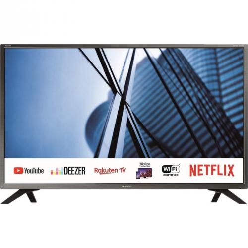 Televize Sharp 32BC2E černá