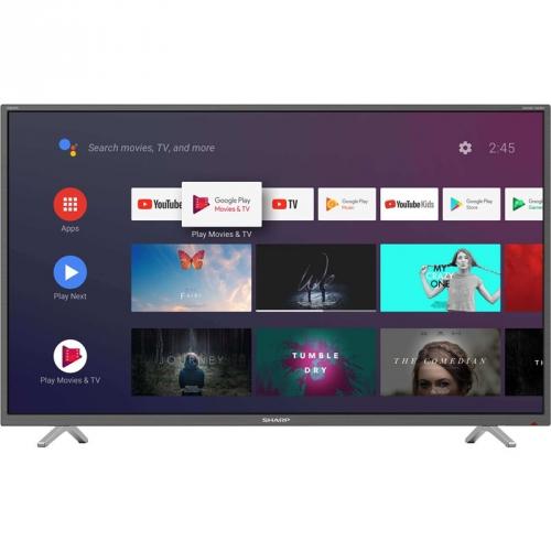 Televize Sharp 40BL2EA černá