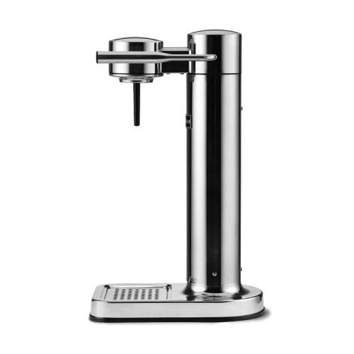 Výrobník sodové vody Aarke Carbonator II - Polished Steel