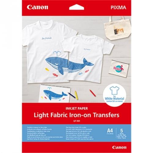 Nažehlovací fólie Canon LF-101 pro světlý textil
