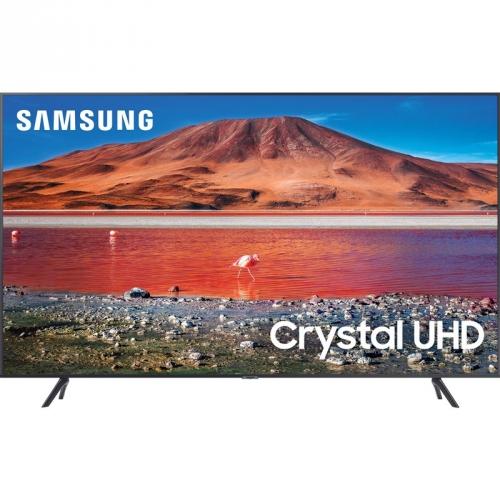 Televize Samsung UE43TU7172 stříbrná