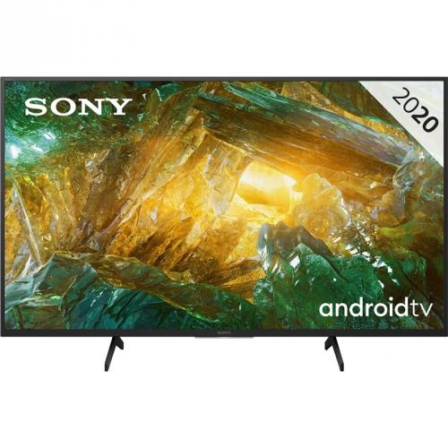 Televize Sony KD-43XH8096 černá