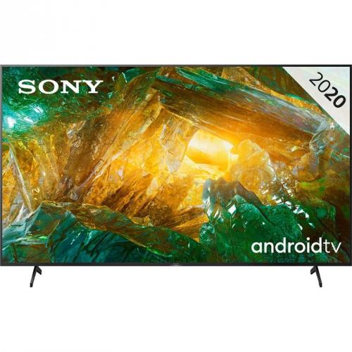 Televize Sony KD-75XH8096 černá
