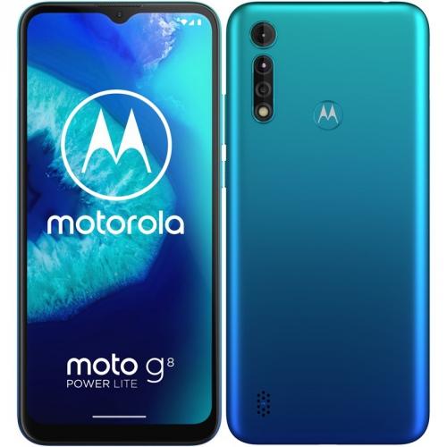 Motorola Moto G8 Power Lite - Arctic Blue