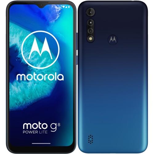 Motorola Moto G8 Power Lite - Royal Blue