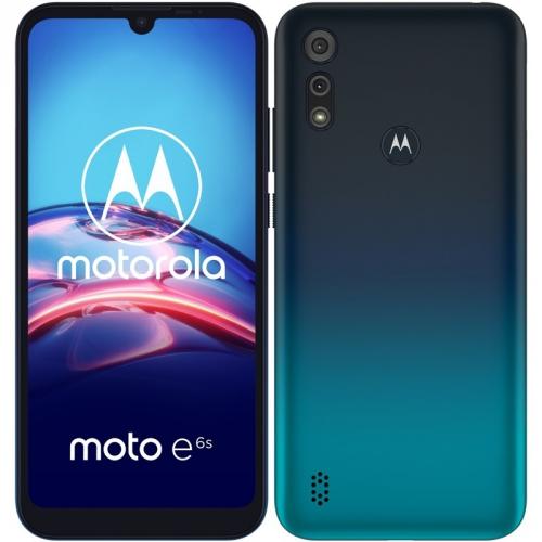 Mobilní telefon Motorola Moto E6s modrý