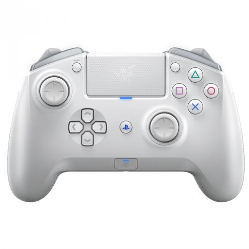 Gamepad Razer Raiju Tournament Ed. PC, PS4, Android, iOS bílý