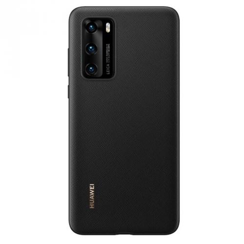 Kryt na mobil Huawei P40 černý