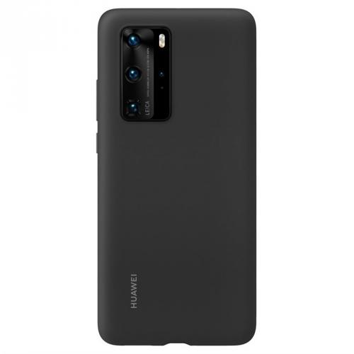 Kryt na mobil Huawei P40 Pro černý
